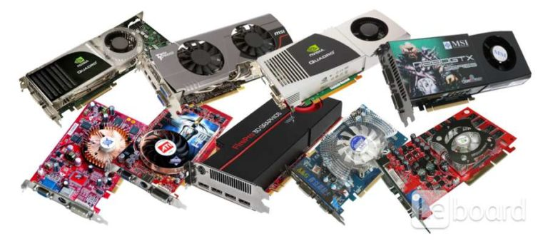 10 Best Video Cards For PC 2020