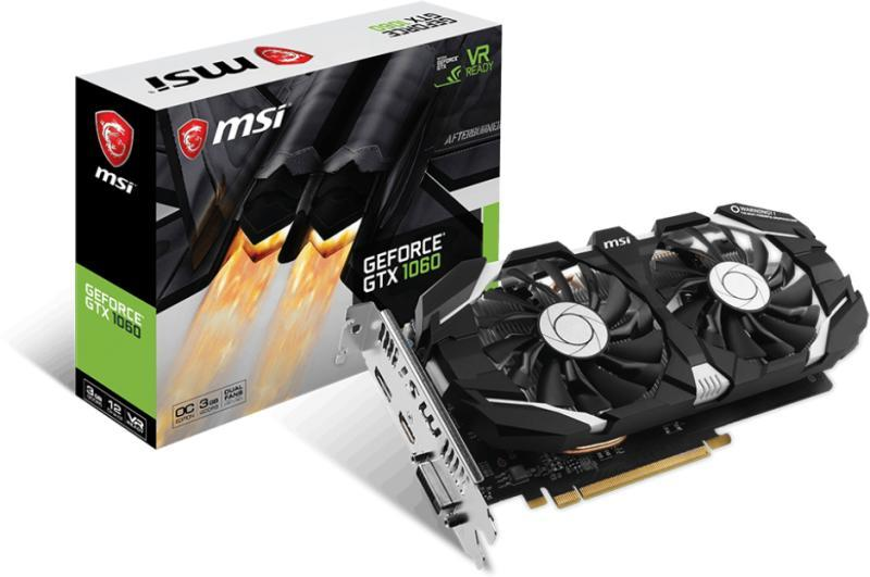 Nvidia Geforce GTX 1060 Ti