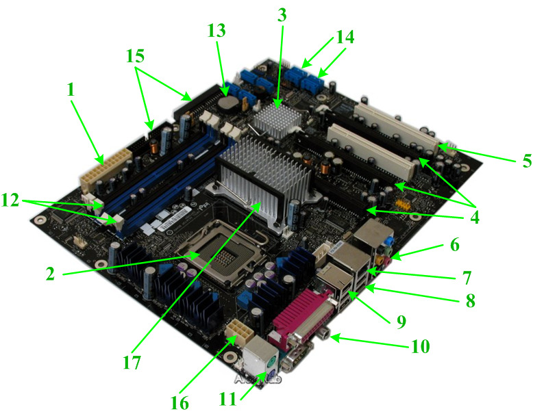 Step-By-Step Test And Diagnostics Of All Components Of Motherboard