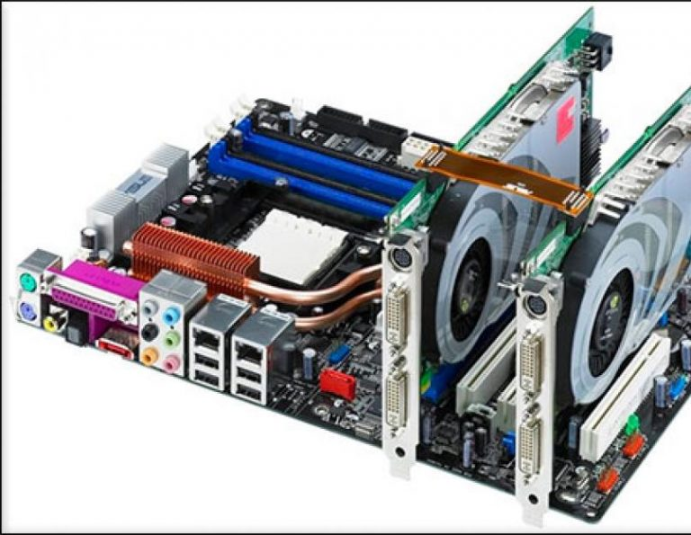 Use Two Graphics Cards In One Computer