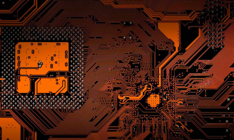 Common causes for an orange light on a motherboard